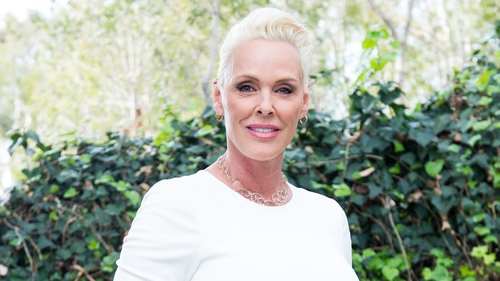 Brigitte Nielsen defends giving birth at 54