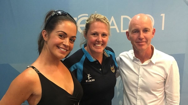 Alli McDonnell and Jacqui Hurley joined Ray on RTÉ Radio 1 ahead of tomorrow night's Hourglass event