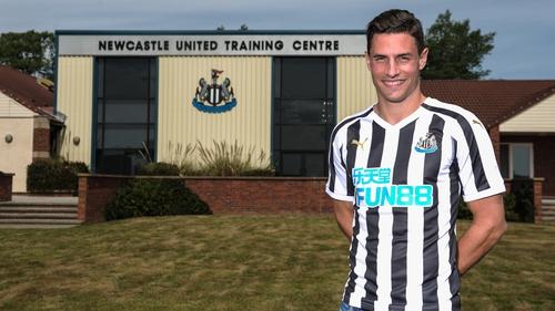 Fabian Schar: Newcastle close in on deal for Switzerland defender