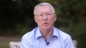 Alex Ferguson speaks publicly for the first time since his surgery