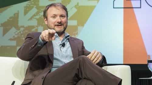 "Rian Johnson - ""I don't think I've ever tweeted anything that bad"""