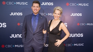 "Michael Bublé and Luisana Lopilato - ""We love you to infinity and beyond"""
