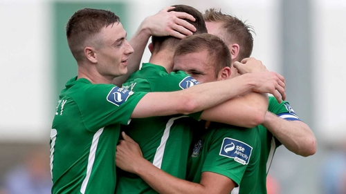 Bray Wanderers welcome Cork to the Carlisle Grounds