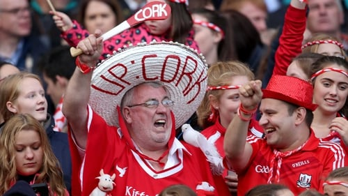 Cork fans will be out in force this Sunday