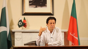 Imran Khan said he would improve Pakistan's relationship with neighbouring countries