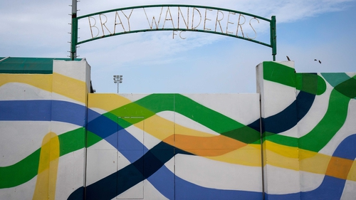 "New Bray owner Niall O'Driscoll said: ""As long as I'm here kids won't pay into Bray Wanderers to watch them play."""