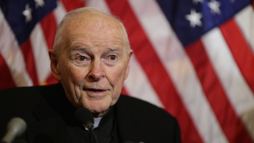 Theodore McCarrick was ordered to live a life of 'penance'