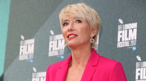 "Emma Thompson: ""This is the fact - this person does the same work for less money, and that's just wrong."""