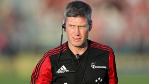 Ronan O'Gara signed a contract extension in June