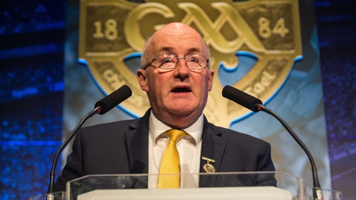 """John Horan: """"Sometimes it is easy for people out there to bash a big strong organisation."""""""