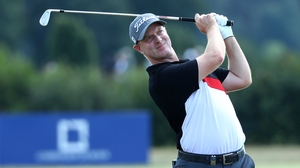 Richard McEvoy is on track for a first ever European Tour win