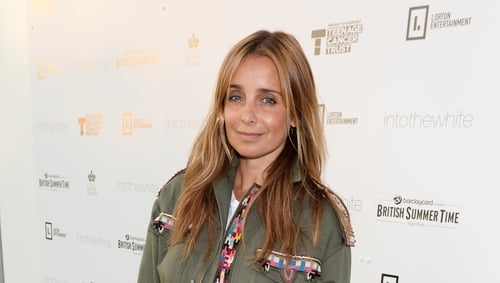 """Louise Redknapp: """"No one is trying to set me up with anyone, I'm too busy working.''"""