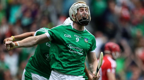 Cian Lynch scored a goal and a point for Limerick
