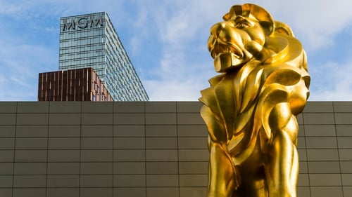 GVC Holdings PLC 50/50 joint venture with MGM Resorts International