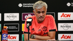 Mourinho has been downbeat on United's pre-season tour