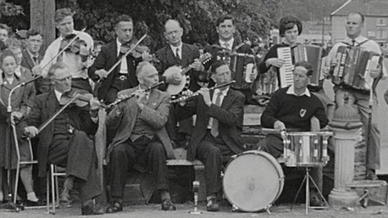The Bunclody Céilí Band (1963)