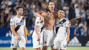 LA Galaxy defeated Orlando City in a seven-goal thriller.