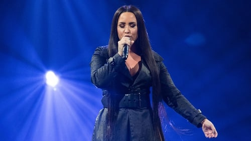 Demi Lovato's backup dancer asks for end to 'negative' speculation