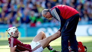 Gearóid McInerney would be a big loss for Galway in the replay
