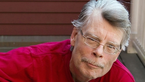 Stephen King - Having an off-book here