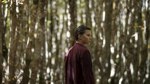 Julia Jedlikowska as Luna in the tense but reflective Sicilian Ghost Story