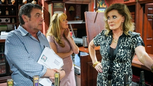 Johnny and Jenny will take over the Rovers on Corrie, but will Johnny and Liz's fling be exposed?