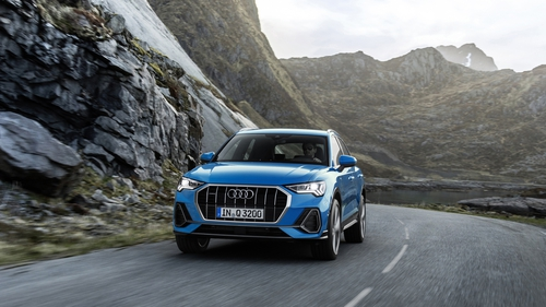 The new Q3 is available to order from late this year.