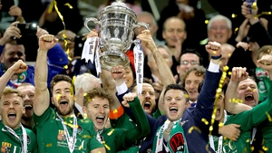 Cork City lifted the cup last November