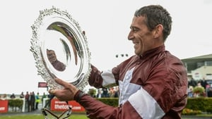 Davy Russell won last year's Galway Plate