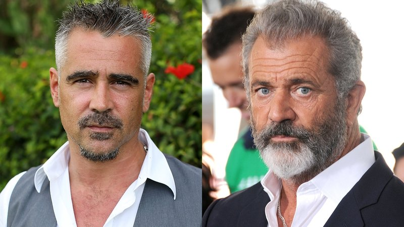 Colin farrell out for revenge with mel gibson colin farrell and mel gibson are due to begin filming war pigs in october thecheapjerseys Image collections