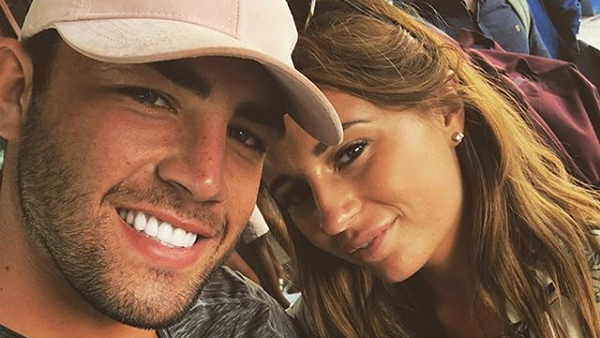 Love Island winners Jack Fincham and Dani Dyer. Image: Instagram/Jack_CharlesF