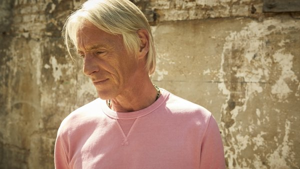 Weller turns mellow philosopher on his 14th solo album