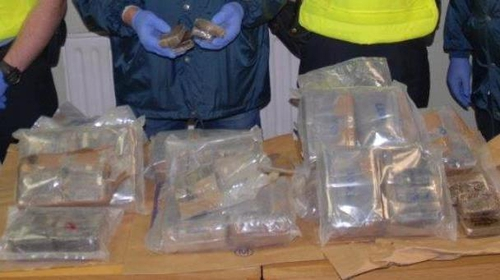 The drugs seizure is part of an ongoing operation in the Sligo/Leitrim area