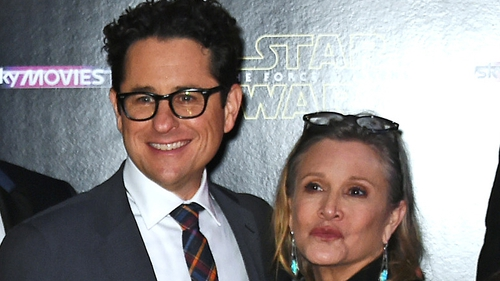 JJ Abrams Shares First Set Pic From Star Wars: Episode IX