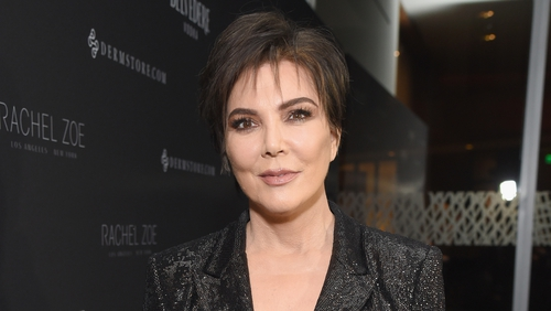"""Kris Jenner - """"I know all of us have someone in our lives who have [sic] dealt with cancer"""""""