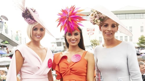 The g Hotel's Ladies Day at the Galway Races. Photo Credit: Andrew Downes.
