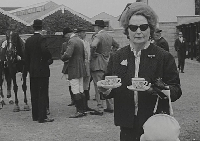 Fashion at the Dublin Horse Show (1963)