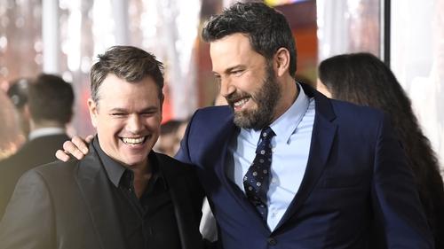 Oscar-winning Matt Damon and Ben Affleck are reuniting for a movie about a McDonald's Monopoly scam