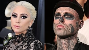 """Lady Gaga and the late Rick Genest - """"The art we made was sacred to me and I was emotional"""""""