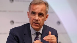 Mark Carney said the UK's financial system was in a 'robust position'