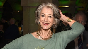 Maureen Lipman: anyone for crochet?