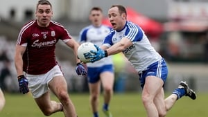 Galway beat Monaghan in the League this season