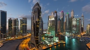 Dubai has been hurt by a rough patch amid a downturn in its real estate market