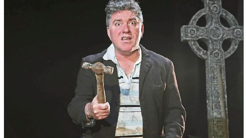 "Pat Shortt in A Skull In Connemara: ""it's worth asking whether all of this success has made McDonagh's plays themselves seem less dangerous"""