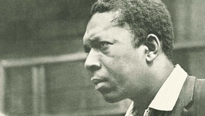 John Coltrane: reworking recently recorded material for a film score