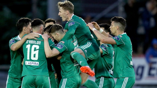 Cork City face Rosenborg in the third round of Europa League qualifying