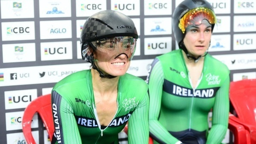 Katie-George Dunlevy and Eve McCrystal
