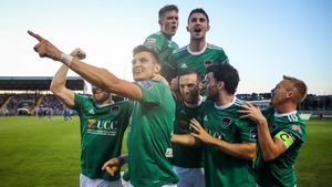 Can Cork City secure a positive result in their first leg clash with Rosenborg?