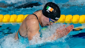 Mona McSharry is one of two Irish swimmers to a final in the pool
