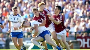 Monaghan reached a first All-Ireland semi-final in 30 years with a win over Galway in Salthill